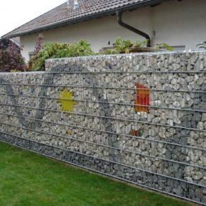 Габионы своими руками – использование в ландшафтном дизайне и пошаговая инструкция постройки (150 фото)