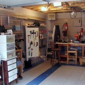 Инструкция, как обустроить гараж: варианты дизайна и организации пространства для материалов и инструментов. 125 фото лучших идей