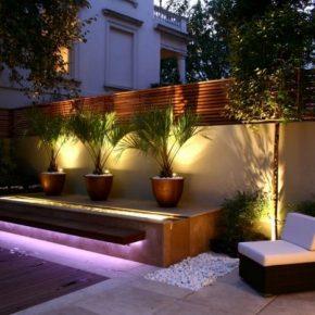 Освещение дачного участка: идеи освещения и правила светодизайна участка, сада и придомовой территории (155 фото)