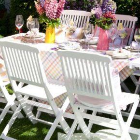 Современная мебель для сада – идеи применения, критерии выбора и советы по обустройству (115 фото)