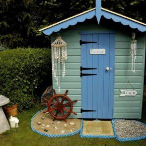 Хозблок для дачи: как сделать постройку и вписать ее в общий дизайн сада или участка (155 фото-идей)