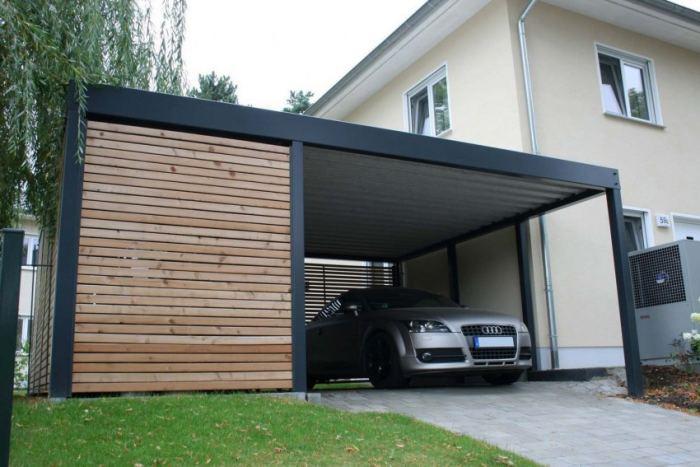 Каркасный гараж своими руками – пошаговая инструкция