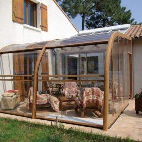 Как пристроить террасу к дому: простые идеи для строительства своими руками. Лучшие варианты оформления и украшения (130 фото)