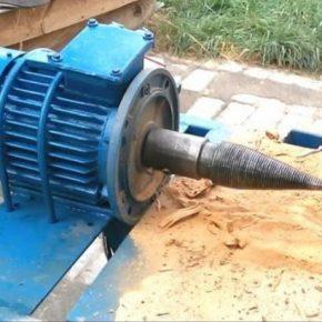 Как сделать дровокол своими руками – инструкция и чертежи как правильно изготовить приспособление для колки дров (155 фото)