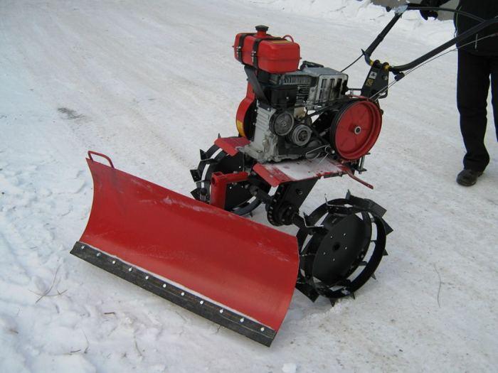Снегоочиститель своими руками электрический
