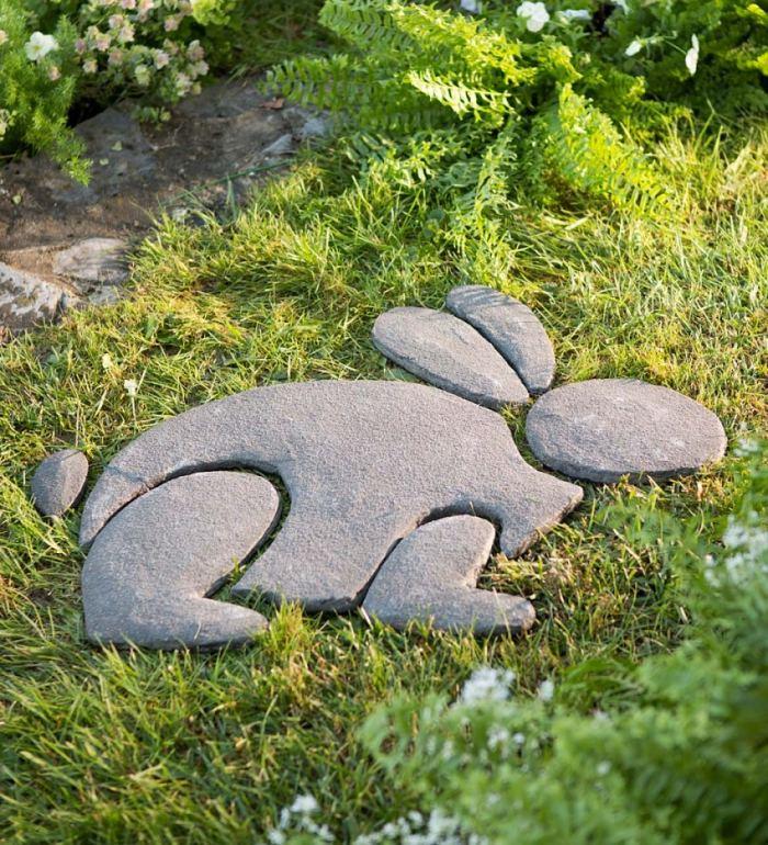 Камни для ландшафтного дизайна — смотрите красивые примеры обустройства участков с камнями (фото и видео)