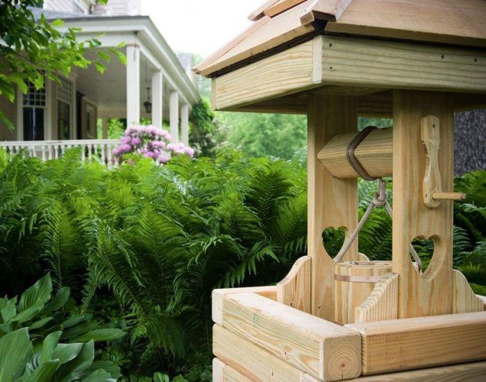 Kolodets-svoimi-rukami-14 Ландшафный дизайн - Мебель и Дизайн - Самара - Таблица категорий | Доска  объявлений