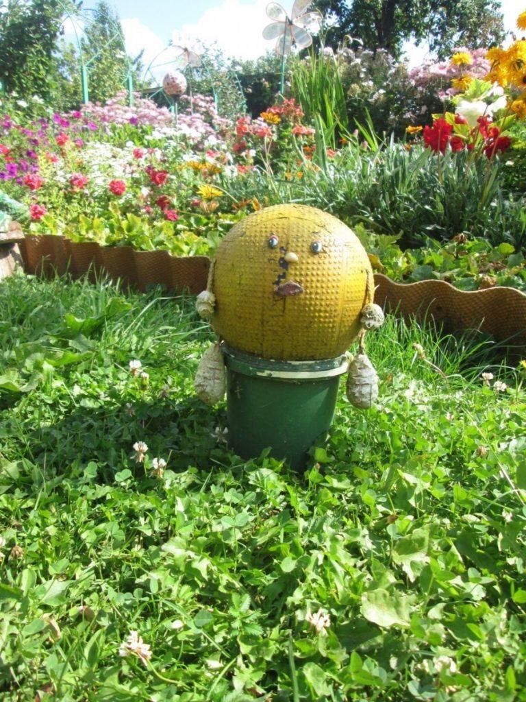 как украсить огород картинки стройте