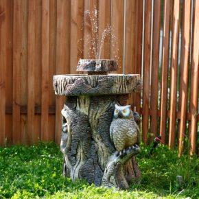 Садовые фонтаны для дачи – советы по выбору и применению в дизайне сада и участка. 135 фото лучших вариантов размещения современных фонтанов