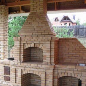 Строительство барбекю своими руками – 150 фото и инструкций как построить правильно барбекю на участке
