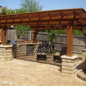 Строительство летней кухни на даче: стильные идеи и советы по строительству своими руками. 125 фото стильных проектов