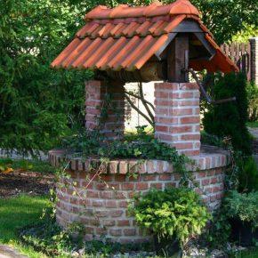 Домик для колодца своими руками: размеры, чертежи, проекты и лучшие варианты постройки различных домиков для колодца (110 фото-идей)