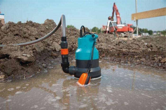 Как осушить участок от грунтовых вод если воде некуда отходить